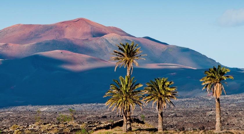 Vuelos a  Lanzarote desde 30 euros ida y vuelta.