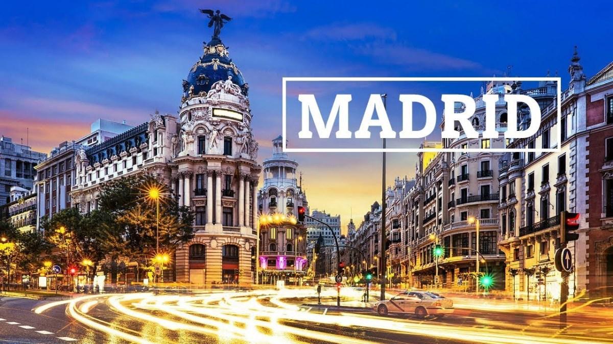 Vuelo con Destino a España por 560 euros ida y vuelta.