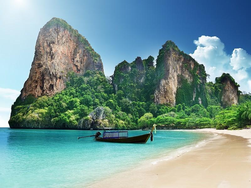 Vuelo España Tailandia por 399 euros i/v