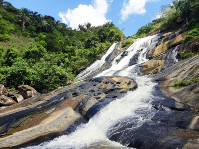 Cachoeira do Tombador ou Véu-da-Noiva