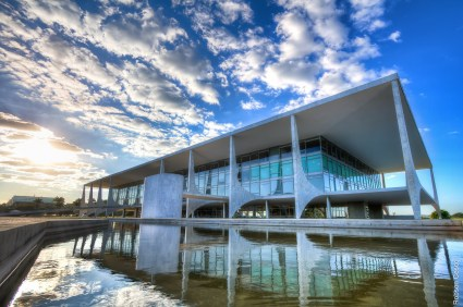 Palácio do Planalto/ foto Robson Cesco