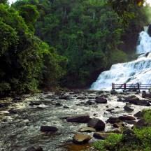 Cachoeira da Pancada Grande