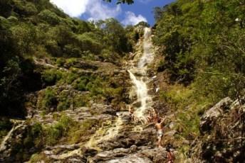 Cachoeira do Salto dos Macacos