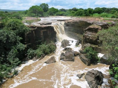 Geossitio Cachoeira de Missão Velha
