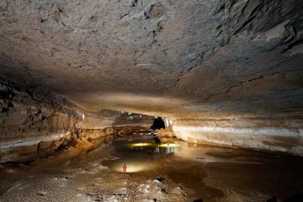 Caverna do Buraco do Inferno da Lagoa do Cemitério