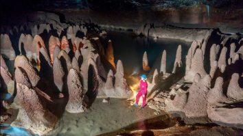 Caverna Garganta do Bacupari
