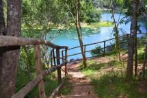 Parque Municipal da Lagoa Azul/ foto Ascom