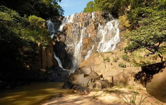 Cachoeira do Pântano