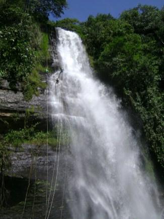 Cachoeira da Samambaia