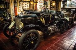 Museo del Automóvil Colección Rau