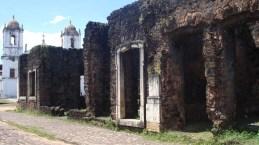 Ruínas do Palácio do Imperador