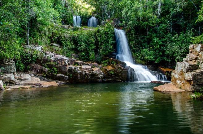 Cachoeira da Saudade