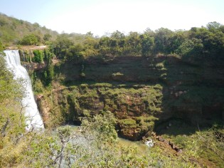 Cachoeira da Fumaça