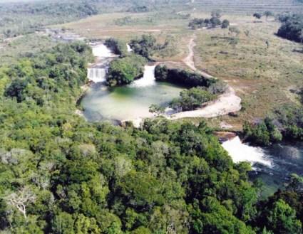Cachoeiras do Juba
