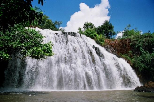Cachoeira do Queima-Pé