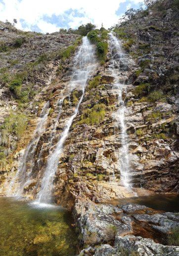 Cachoeira do Córrego Fundo