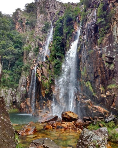 Cachoeira da Parida
