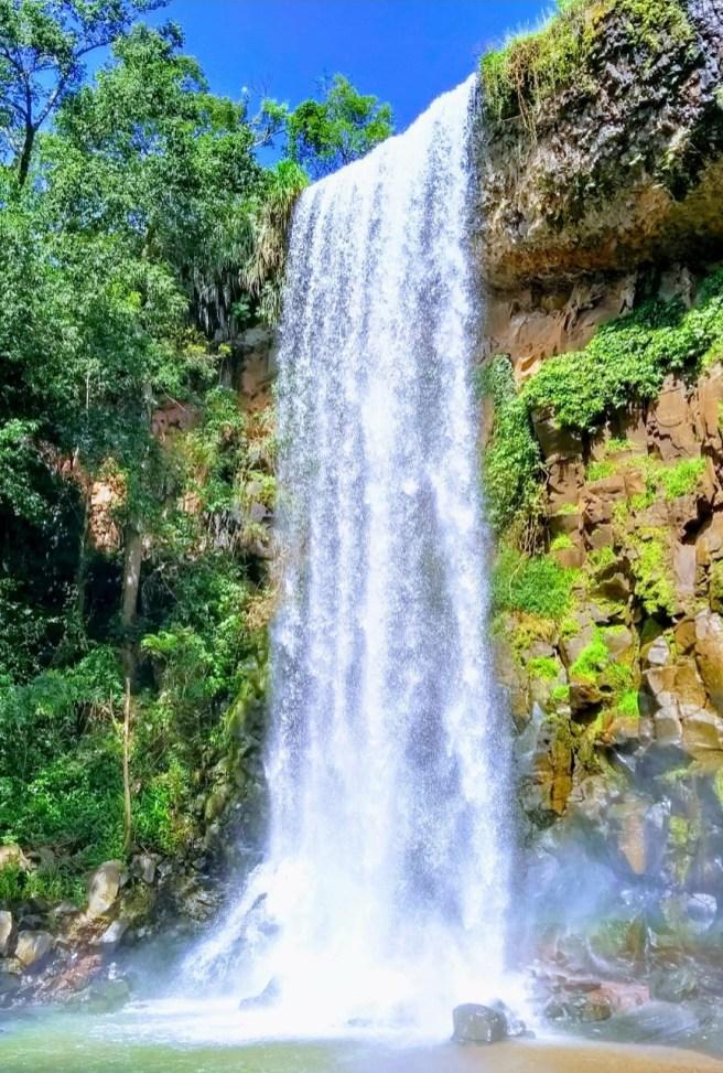 Cachoeira de Ponte Alta