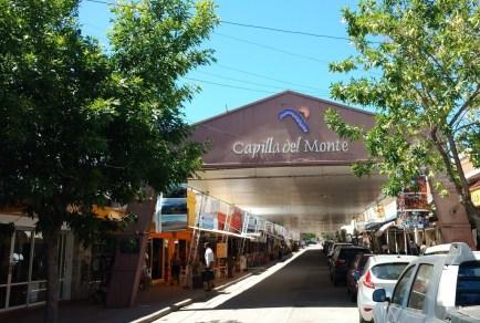 Calle Techada