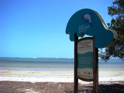 Centro Peixe-Boi Marinho
