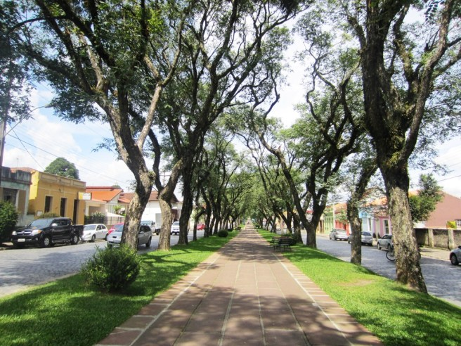 Avenida Dr. Manoel Pedro (Rua das Tropas)