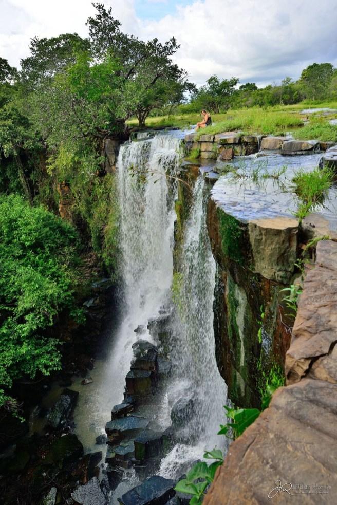 Cachoeira da Bica/ foto Juscel Reis
