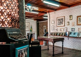 Museu Francisco Alves/ foto Roberto Bessa/Blog Trilhas e Mochila