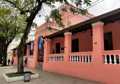 Museo Histórico Regional Juan Pablo Duffard