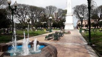Plaza General Francisco Ramírez