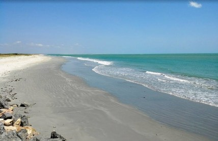 Praia de Camapum