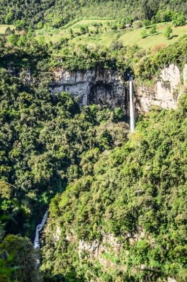 Cascata dos Marin