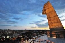Monumento Jesus Terceiro Milênio