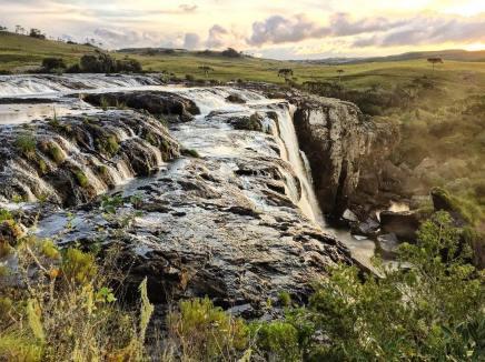 Cachoeira do Passo do S