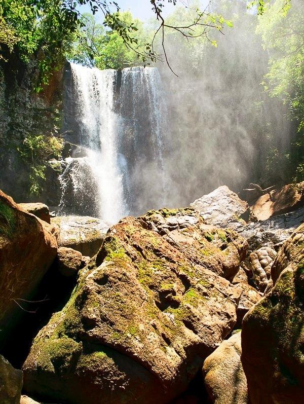 Salto Honorio Rolón/ fotos Misiones Natural