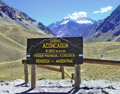 Cerro Aconcágua