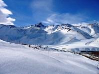 Estación de Esqui Las Leñas