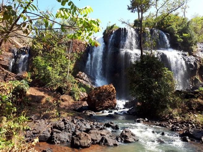 Cachoeira do Rio Areia