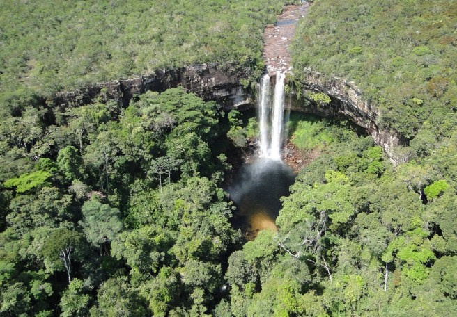 Cachoeira da Ferradura