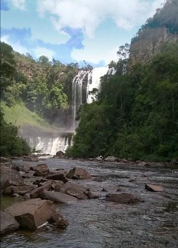 Cachoeira de Garã-Garã