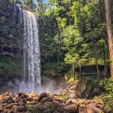 Cachoeira do Rio Mandi