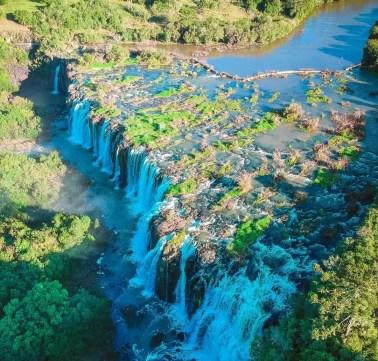 Salto do Rio Caveiras