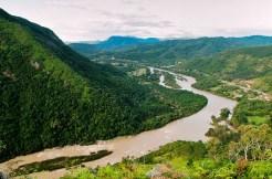 Corredeiras do rio Itajaí-Açu