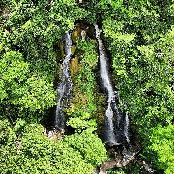 Cachoeira do Juraçal ou Bica Grande