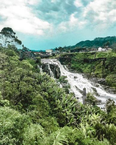 Cachoeira Salto Donner