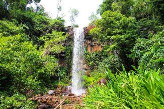 Cachoeira Três Quedas/ Cachoeira Andorinha