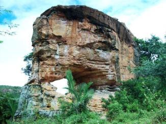Sítio Arqueológico Mundo Novo/ Pedra Furada
