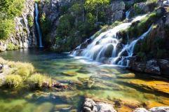 Cachoeira Capivara/ foto Nelson Cho