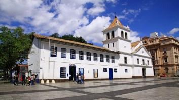 Pátio do Colégio/ foto Halley Pacheco de Oliveira