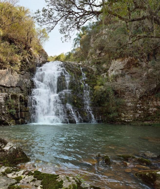 Cascada del Pozo del Buey