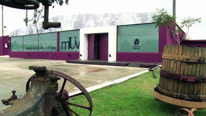 Museo de la Uva y el Vino